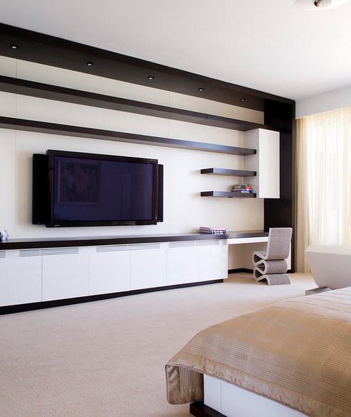 Decoraci n de interiores de habitaciones y hacer dise o - Habitaciones disenos modernos ...