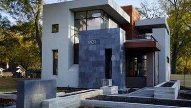 Photo of Fachadas de piedra de casas modernas [Fotos de fachadas]