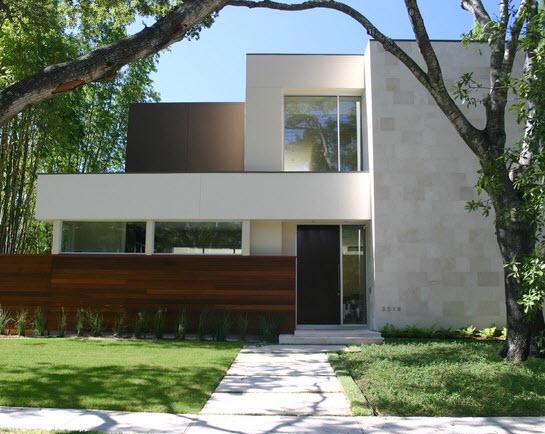Fachadas de piedra de casas modernas fotos de fachadas for Fachadas de casas con azulejo