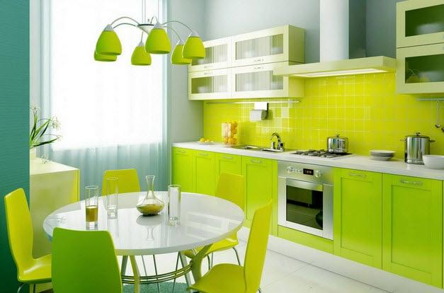 Diseñar la cocina y ver la distribución de los muebles altos y bajos ...