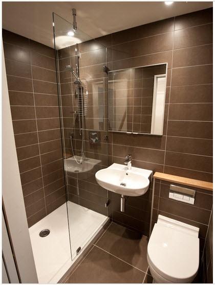 Como Diseñar Un Baño | Diseno De Cuarto De Bano Pequenos Y Medianos Con Ideas Fotos Y