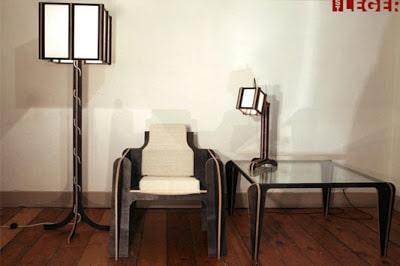 Diseño de mueble estilo oriental