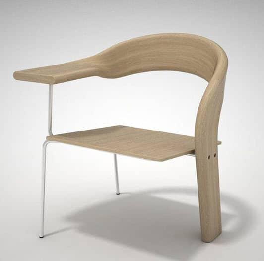 Dise o de muebles creativos modelos para dise o de for Sillas descanso modernas