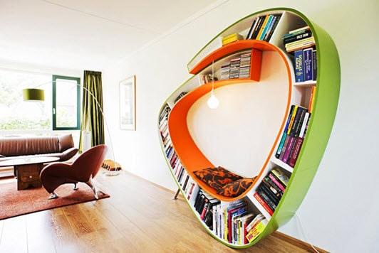 Diseño de muebles, creativos modelos para diseño de interiores ...
