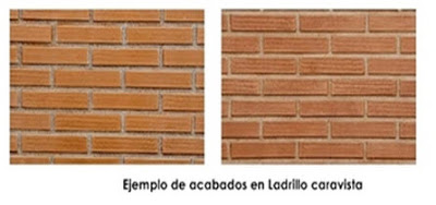 Ladrillo decorativo caravista para pared
