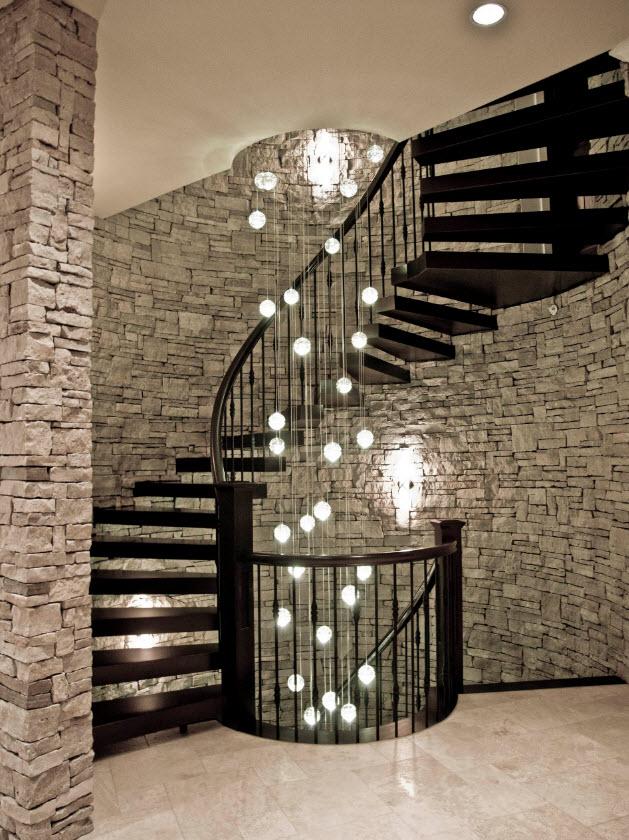 vancouver - Escaleras Interiores