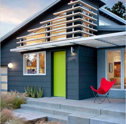 Fachadas de casas modernas todo para dise ar una hermosa for Casas modernas recorrido virtual