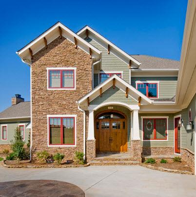 Fachadas de casas r sticas dise os y materiales for Fachadas de casas rusticas sencillas