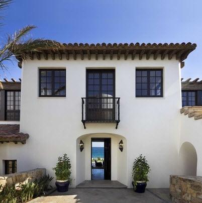 Fachadas de casas r sticas dise os y materiales - Casas rusticas modernas fotos ...