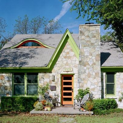 Fachadas de casas r sticas dise os y materiales - Colores de fachadas de casas de campo ...