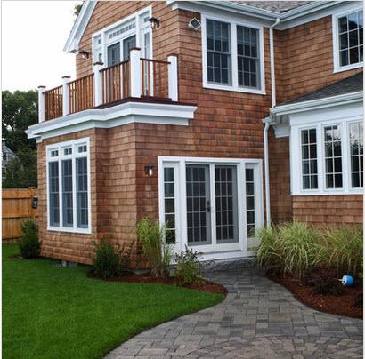 Fachadas de casas r sticas dise os y materiales construye hogar - Casa de ladrillos ...
