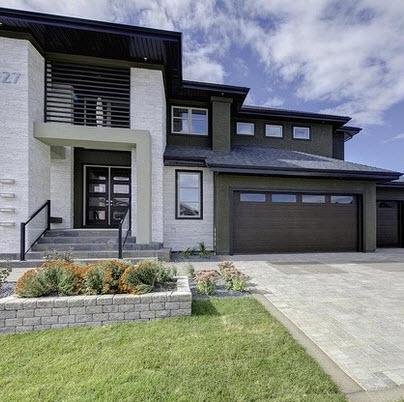 Fachadas de casas r sticas dise os y materiales for Fachada de casas modernas con tejas