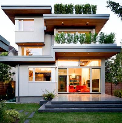 Fachadas De Casas Modernas Todo Para Diseñar Una Hermosa