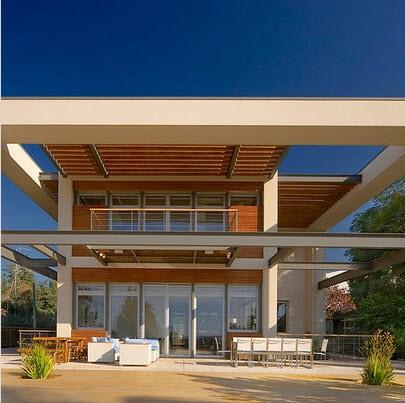 Fachadas de casas modernas todo para dise ar una hermosa for Pisos terrazas modernas