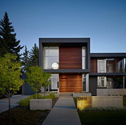 Fachadas De Casas Modernas Todo Para Diseñar Una Hermosa Casa