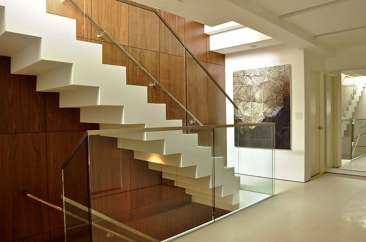 Home Decorators Inc Dise 209 Os De Escaleras Formas Y Estilos Con Fotos