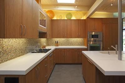 Diseño de cocina en casa que entro en remodelación