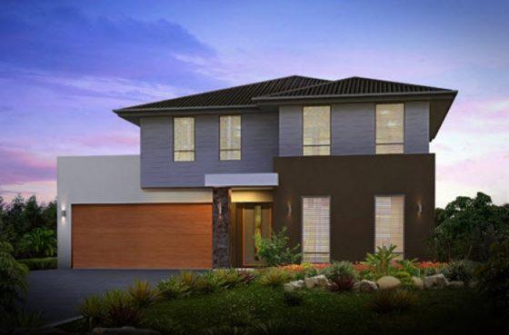 Planos de casas de dos pisos con ideas y dise os que inspiran for Pisos elegantes para casas