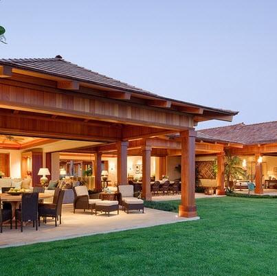 Fachadas de madera de casas modernas fotos construye hogar for Casas con terrazas modernas