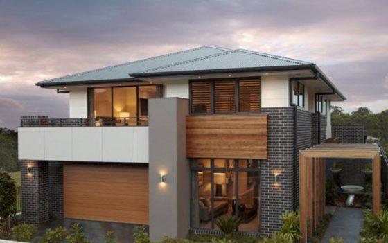 Planos de casas de dos pisos con ideas y dise os que inspiran for Planos de casas 200m2