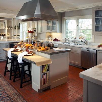 Dise os y tipos de pisos para cocina para que elijas el apropiado fotos construye hogar - Tipos de azulejos para cocina ...