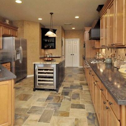 Dise os y tipos de pisos para cocina para que elijas el Azulejos rusticos para interiores