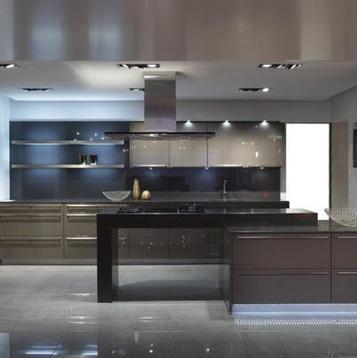 Dise os y tipos de pisos para cocina para que elijas el for Ceramicas para cocinas modernas