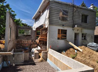 Casa vieja lista para ampliar y remodelar