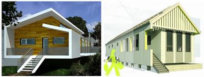Diseños de casas contra tornados