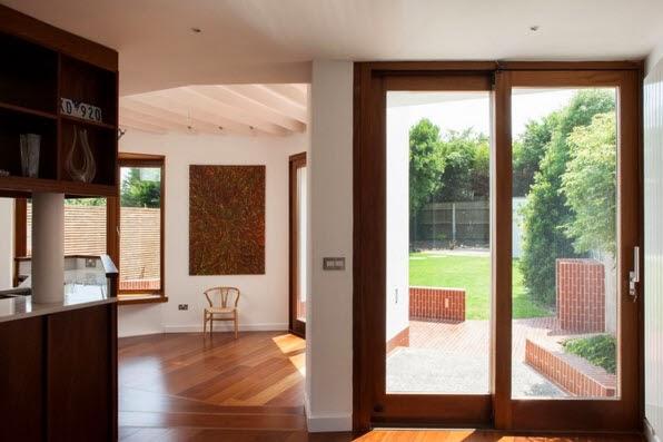 Ampliaciones de casas con dise os y planos de los cambios for Diseno de pisos interiores
