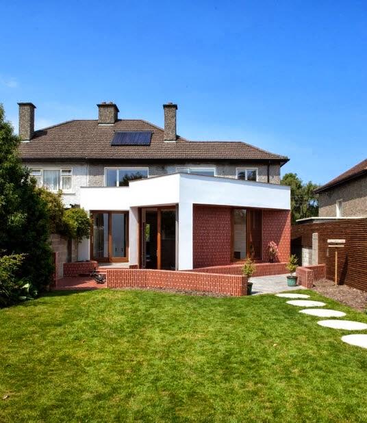 Ampliaciones de casas con dise os y planos de los cambios for Ver disenos de casas modernas