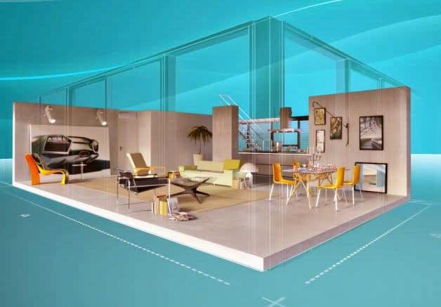 Como hacer planos de casas y dise o de interiores Imagenes de disenos de interiores de casas