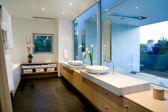 Diseñ de cuarto de baño master