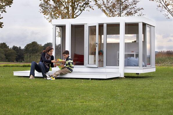 Dise os de casas para ni os especial para construir uno for Casa infantil jardin
