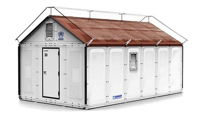 Casa ikea para armar r pido y con paneles solares for Piscinas para armar en casa