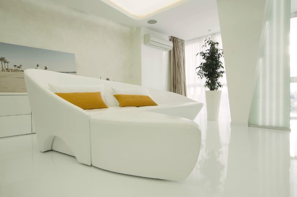 Dise 241 O De Penthouse Ultra Moderno Decoraci 243 N De Interiores Construye Hogar