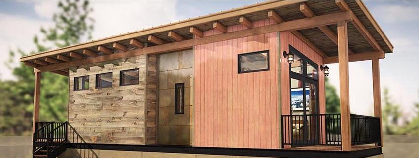 Dise o de casas peque as econ micas madera construye hogar - Casas de madera pequenas ...
