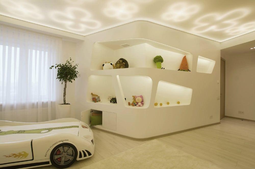 Mueble de cuarto de ni o moderno construye hogar - Construye hogar ...