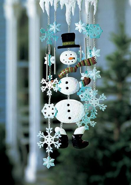 Decoraci n de navidad en fachadas de casas construye hogar - Decorar la casa de navidad ...