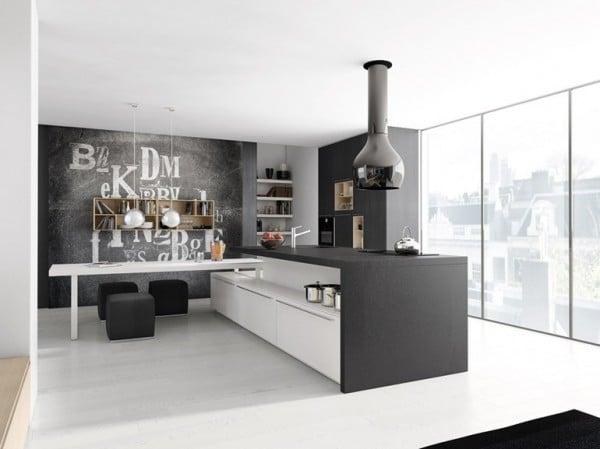 Dise o de cocinas modernas minimalistas fotos construye hogar - Minimal kitchen design ...