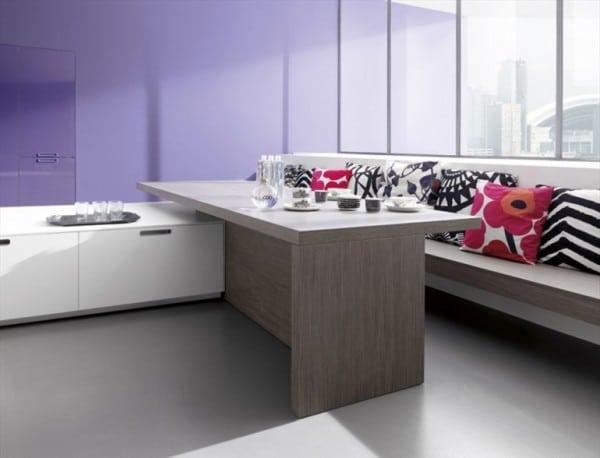 Dise o de cocinas modernas minimalistas fotos for Ver cocinas con islas
