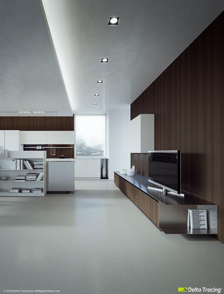 dise o de cocinas modernas iluminaci n de interiores