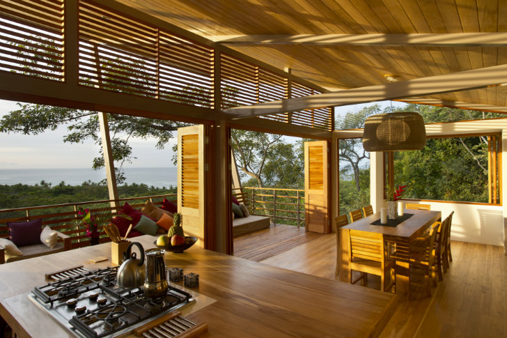 Diseño de casa de madera para zonas cálidas o tropicales | Construye ...