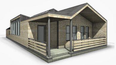 Photo of Planos y diseño de casa segura contra tornados y tempestades