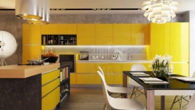 Photo of Cocinas con contraste, diseños y fotos para inspirarte en remodelación