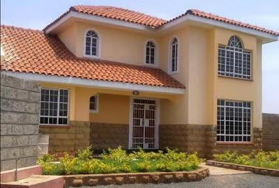 Casa de dos pisos moderna fachada y dise o de interiores for Como hacer una casa moderna y grande