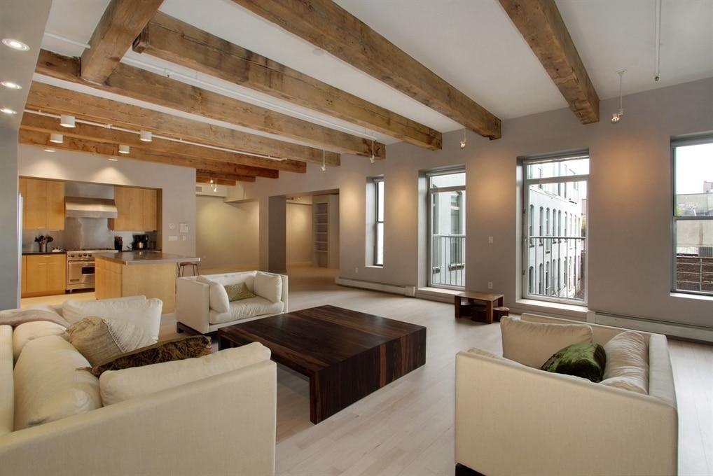 Dise o de apartamentos en edificios dentro de la ciudad - Alzare il tetto di casa ...