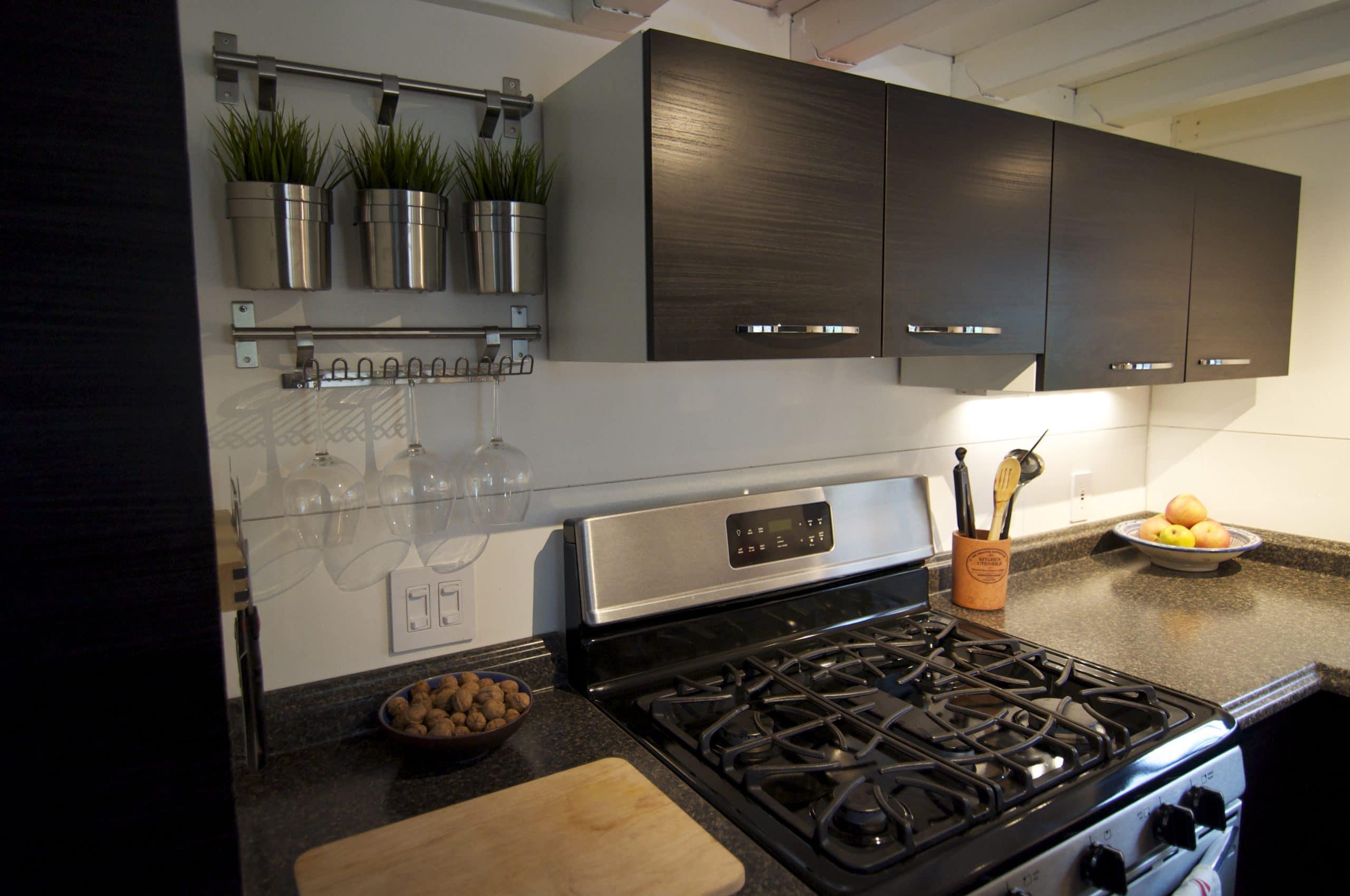 Dise o de casa muy peque a optimizando espacios for Casa minimalista interior cocina