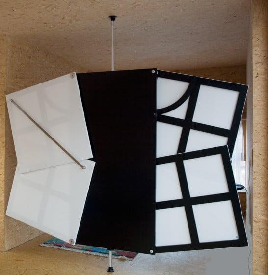 Diseño de puerta separador de ambiente