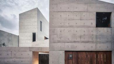 Photo of Diseño y planos de una casa en terreno con forma irregular
